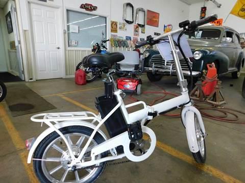 2017 Folding Falcon Bicycle