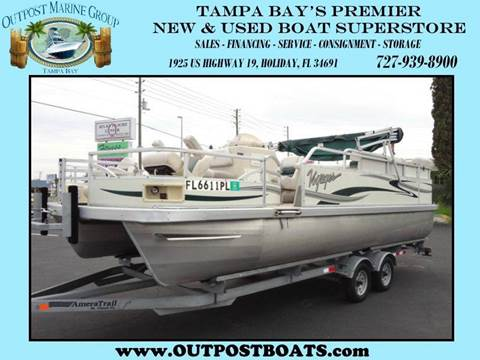 2008 Voyager Super Fish Cruise Center Conso for sale in Holiday FL