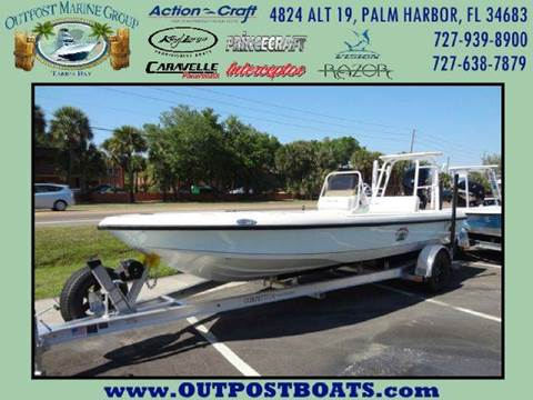 2015 Action Craft 19' ACE for sale in Holiday FL