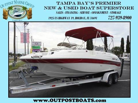 2008 Ebbtide 2100 SL for sale in Holiday FL