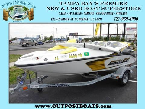 2008 SeaDoo 150 Speedster for sale in Holiday, FL