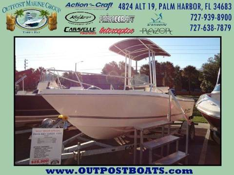 2015 Key Largo 1800 CC for sale in Holiday FL
