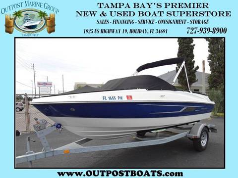 2015 Bayliner 185 for sale in Holiday FL