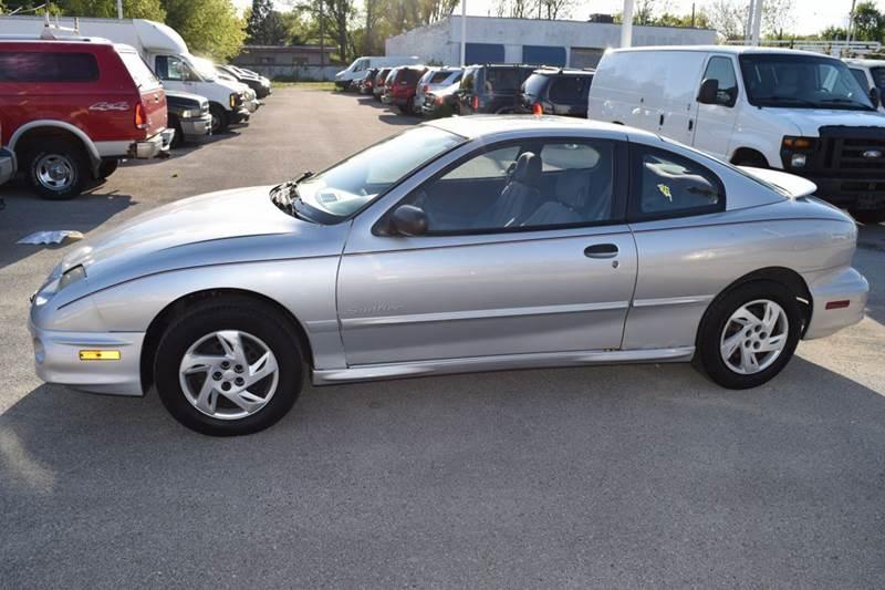 2002 Pontiac Sunfire SE 2dr Coupe - Crestwood IL
