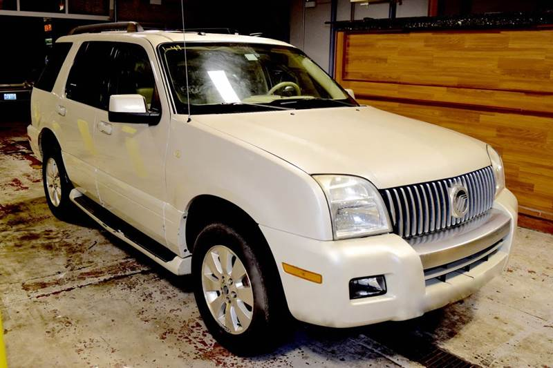 2006 Mercury Mountaineer AWD Luxury 4dr SUV - Crestwood IL