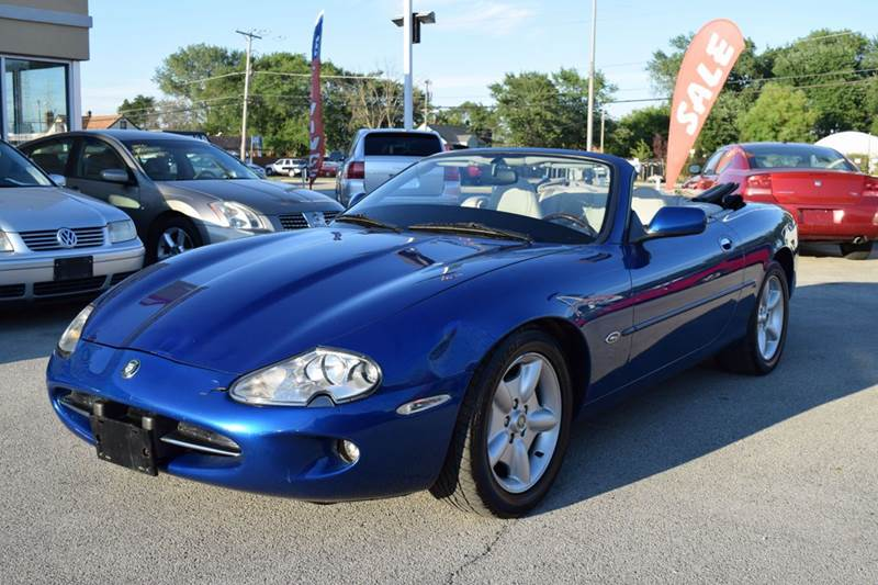 jaguar xk8 manual transmission for sale