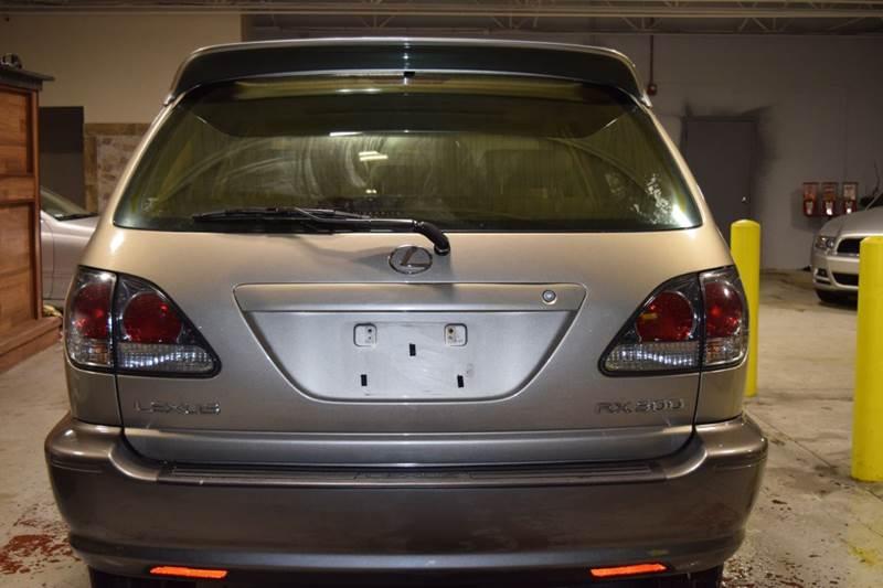 2003 Lexus RX 300 AWD 4dr SUV - Crestwood IL
