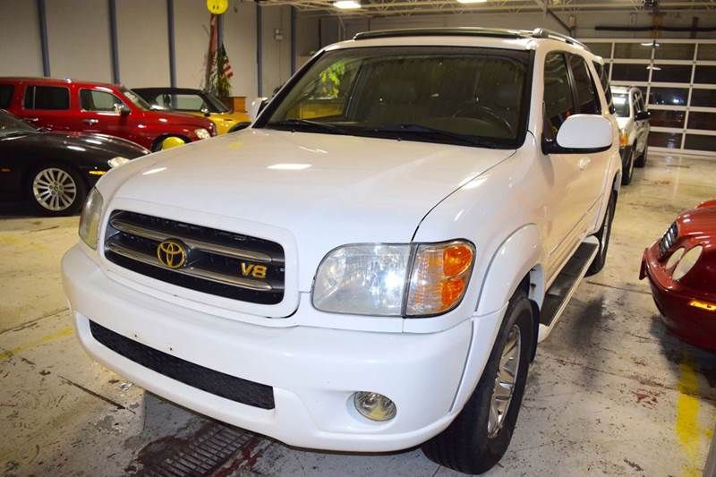 2003 Toyota Sequoia Limited 4WD 4dr SUV - Crestwood IL