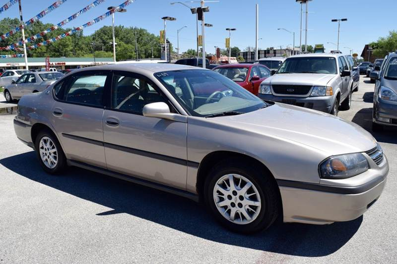 2003 Chevrolet Impala 4dr Sedan - Crestwood IL