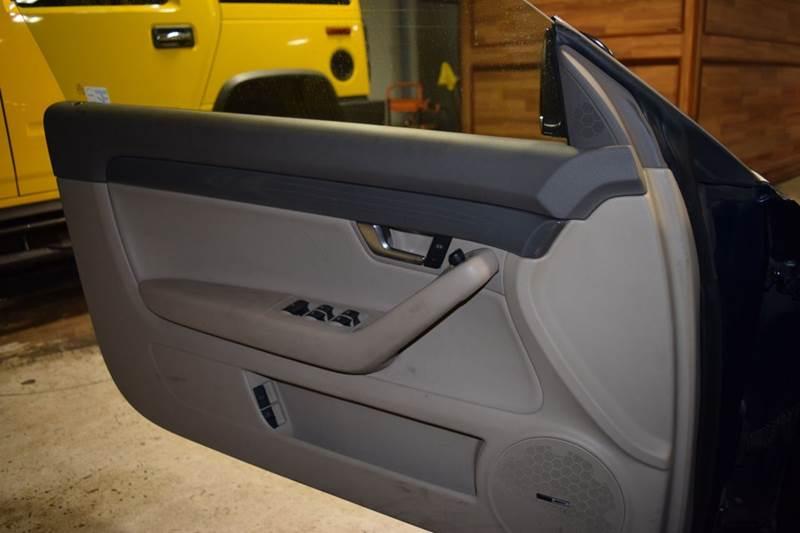 2005 Audi A4 2dr 1.8T Turbo Cabriolet - Crestwood IL