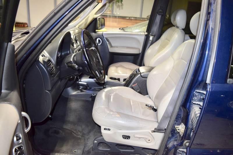 2002 Jeep Liberty Limited 4dr 4WD SUV - Crestwood IL
