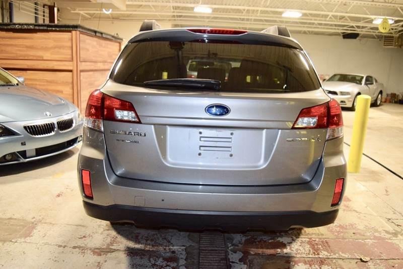 2011 Subaru Outback AWD 2.5i Premium 4dr Wagon CVT - Crestwood IL