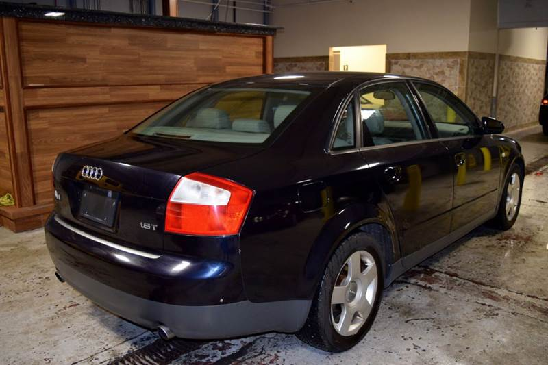 2003 Audi A4 4dr 1.8T Turbo Sedan - Crestwood IL