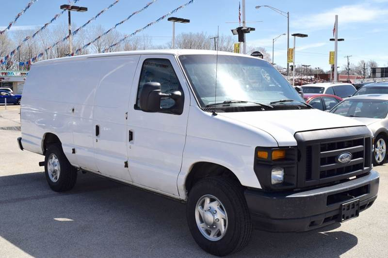 2010 Ford E-Series Cargo E-350 SD 3dr Extended Cargo Van - Crestwood IL