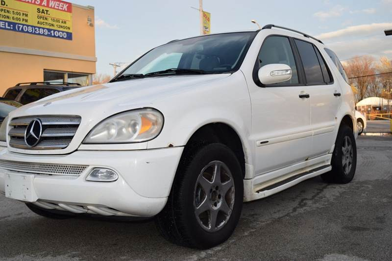 2005 Mercedes-Benz M-Class ML350 AWD 4MATIC 4dr SUV - Crestwood IL