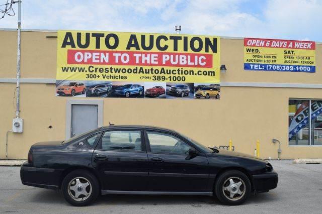 2005 Chevrolet Impala 4dr Sedan - Crestwood IL