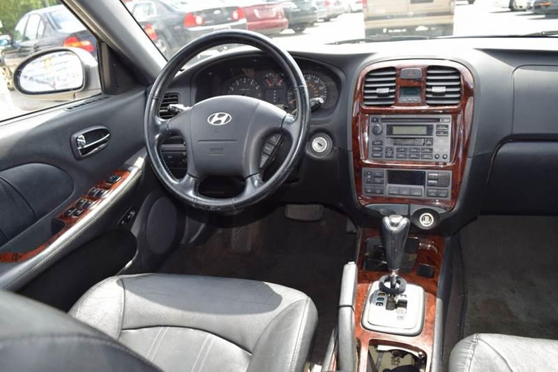 2003 Hyundai Sonata GLS 4dr Sedan - Crestwood IL