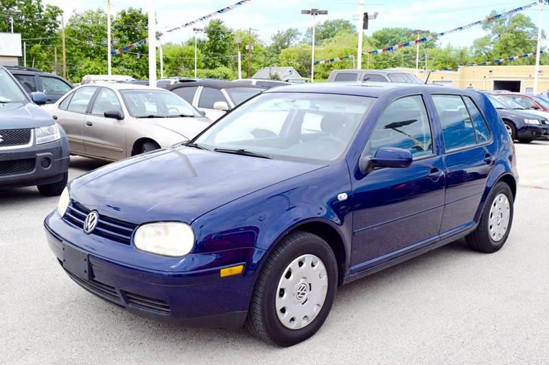 2003 Volkswagen Golf GL 4dr Hatchback - Crestwood IL