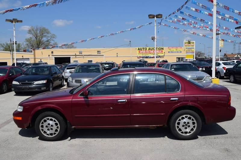1996 Nissan Maxima GXE 4dr Sedan - Crestwood IL