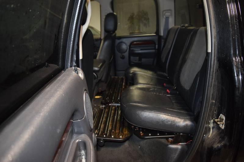 2003 Dodge Ram Pickup 2500 4dr Quad Cab SLT 4WD SB - Crestwood IL