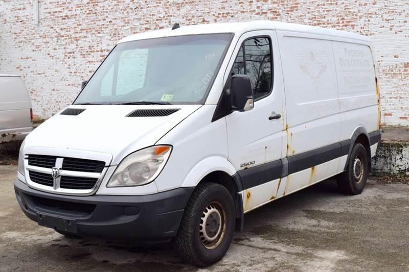 2007 Dodge Sprinter Cargo 2500 144 WB Cargo Van 3dr - Crestwood IL