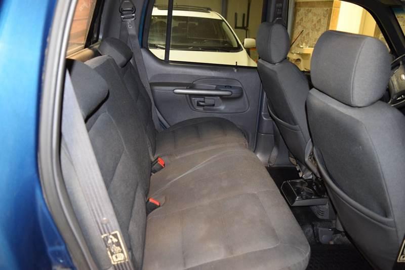 2001 Ford Explorer Sport Trac 4dr Crew Cab SB 2WD - Crestwood IL