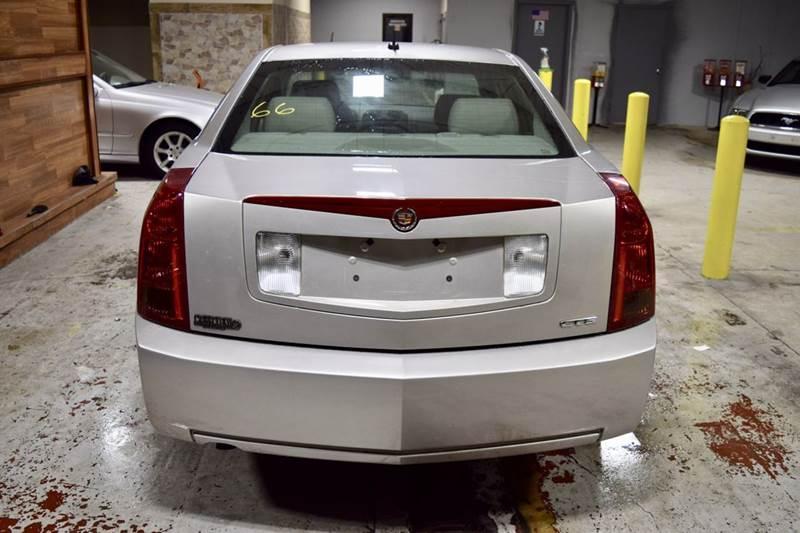 2007 Cadillac CTS 4dr Sedan (2.8L V6) - Crestwood IL