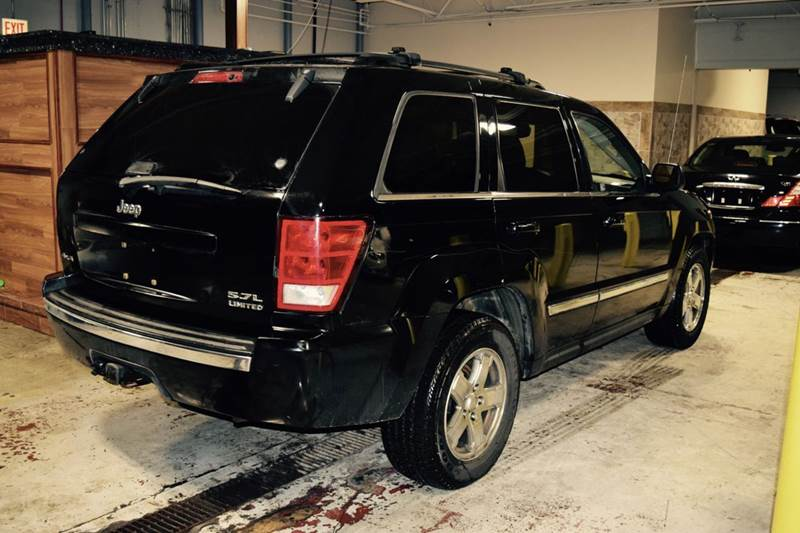 2005 Jeep Grand Cherokee 4dr Limited 4WD SUV - Crestwood IL