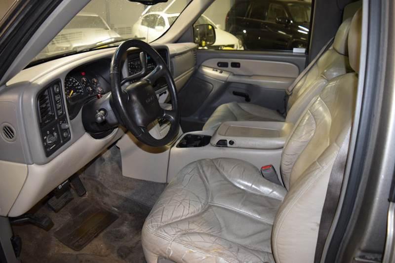 2001 GMC Yukon XL 1500 SLT 4WD 4dr SUV - Crestwood IL