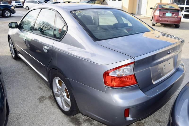 2008 Subaru Legacy AWD 2.5i 4dr Sedan 4A - Crestwood IL