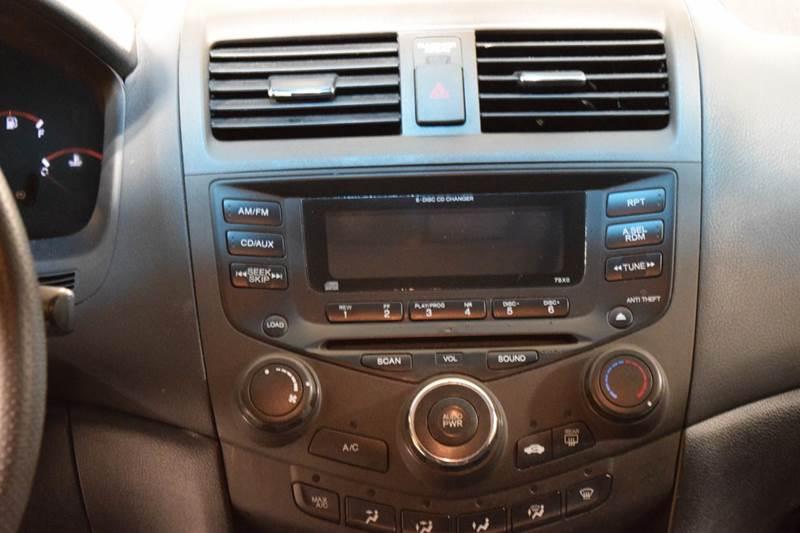 2004 Honda Accord LX V-6 2dr Coupe - Crestwood IL