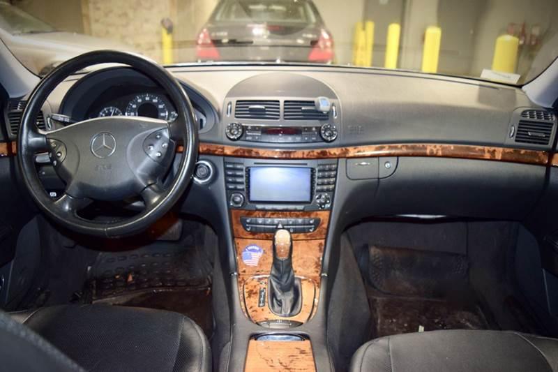 2006 Mercedes-Benz E-Class E500 4MATIC AWD 4dr Sedan - Crestwood IL