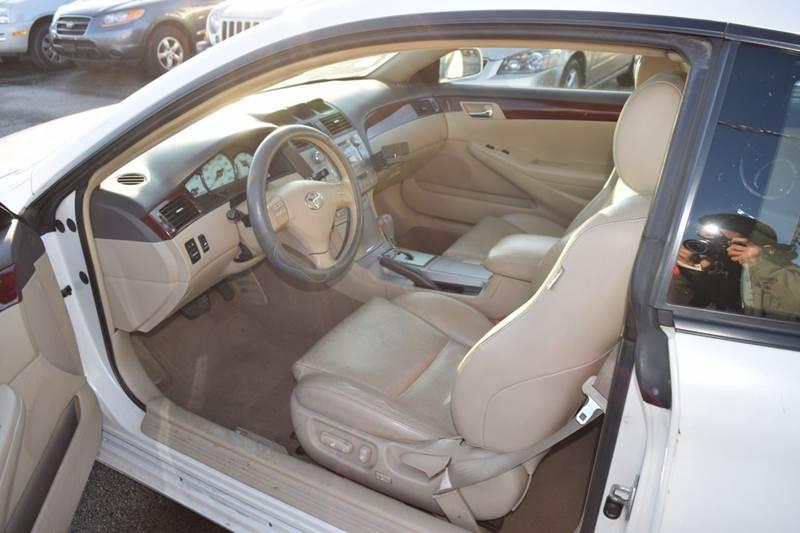 2005 Toyota Camry Solara SLE V6 2dr Coupe - Crestwood IL