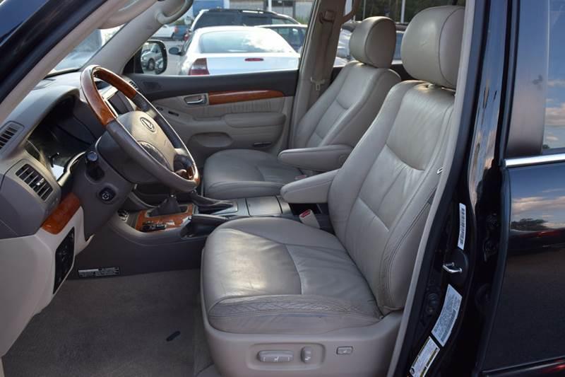 2004 Lexus GX 470 4WD 4dr SUV - Crestwood IL