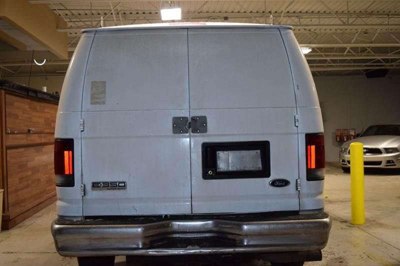 2007 Ford E-Series Cargo E-350 SD 3dr Cargo Van - Crestwood IL