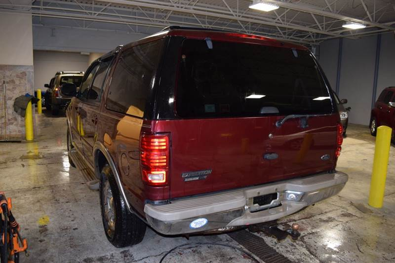2000 Ford Expedition 4dr Eddie Bauer 4WD SUV - Crestwood IL