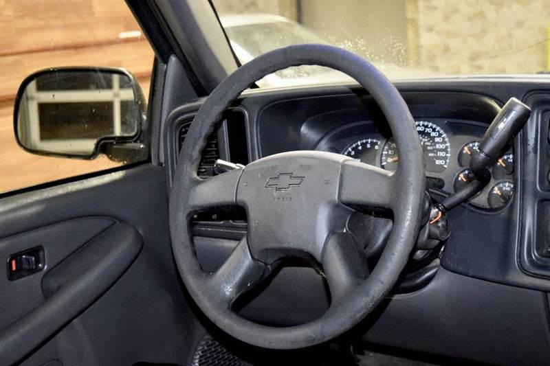 2003 Chevrolet Silverado 1500 4dr Extended Cab LS Rwd SB - Crestwood IL