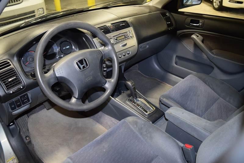2004 Honda Civic Hybrid 4dr Sedan - Crestwood IL