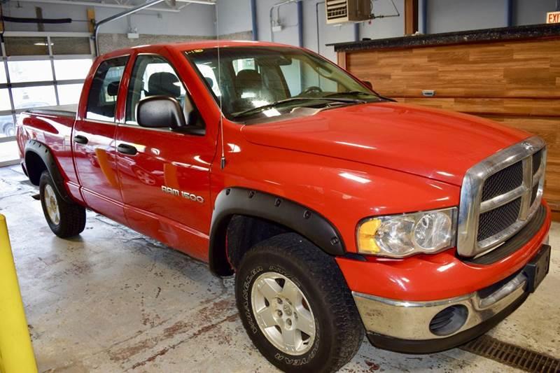 2005 Dodge Ram Pickup 1500 4dr Quad Cab SLT 4WD SB - Crestwood IL