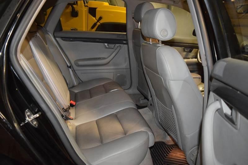 2003 Audi A4 AWD 1.8T quattro 4dr Sedan - Crestwood IL