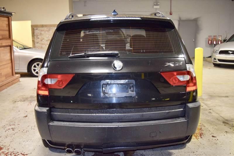 2004 BMW X3 AWD 2.5i 4dr SUV - Crestwood IL