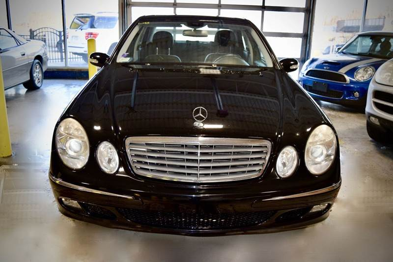 2006 Mercedes-Benz E-Class E500 4MATIC AWD 4dr Sedan - Crestwood IL