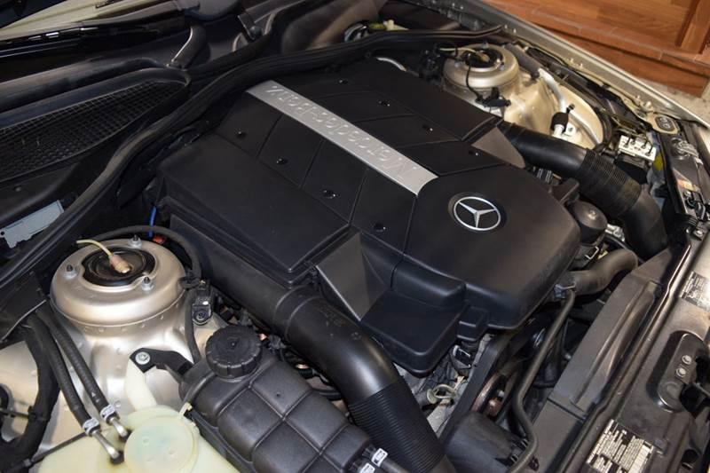 2000 Mercedes-Benz S-Class S500 4dr Sedan - Crestwood IL