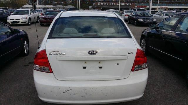 2008 Kia Spectra EX 4dr Sedan (2L I4 4A) - Crestwood IL