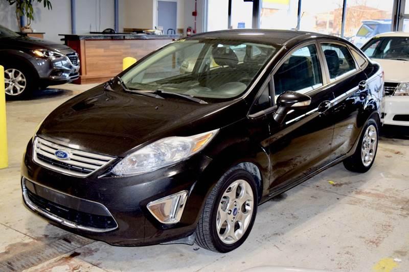 2012 Ford Fiesta SEL 4dr Sedan - Crestwood IL