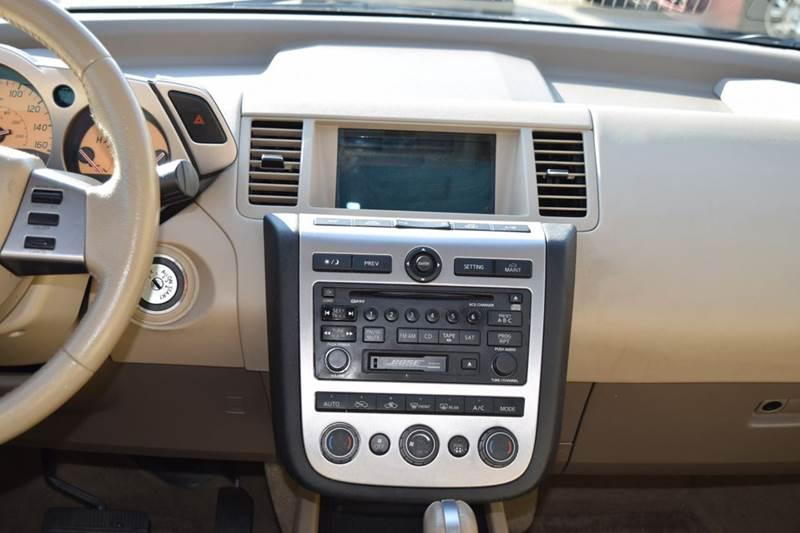 2003 Nissan Murano SL 4dr SUV - Crestwood IL