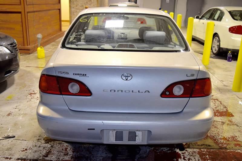 2002 Toyota Corolla LE 4dr Sedan - Crestwood IL
