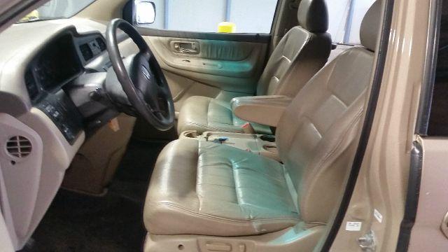2002 Honda Odyssey EX-L w/Navi 4dr Minivan w/Navigation and Leather (3.56cy5A) - Crestwood IL