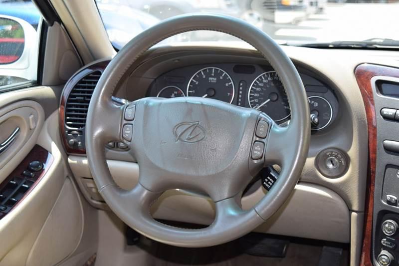 2003 Oldsmobile Aurora 4.0 4dr Sedan - Crestwood IL