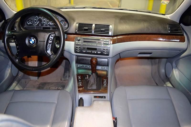 2002 BMW 3 Series AWD 325xi 4dr Sedan - Crestwood IL